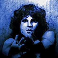 Jim Morrison 2 by aerokay