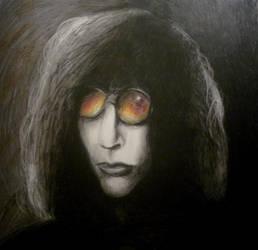 Joey Ramone by aerokay