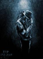 Michael Jackson by aerokay