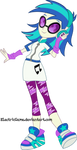 MLP:Equestria Girls - Good Music|Vector by CrimSumiC