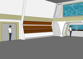 Prospero Rec Room WIP 4 by leckford