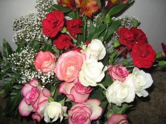 Roses 2 by shortcakesnail-Stock
