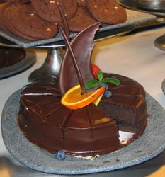 Cake by shortcakesnail-Stock