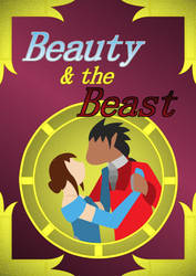 Beauty and the Beast. Manga Fairy Tale by SoakMonkey