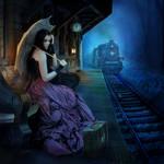 Midnight train by Cocodrillo
