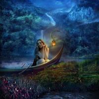 Enchanted sanctuary by Cocodrillo