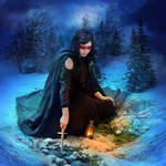 Shaman of the Night by Cocodrillo