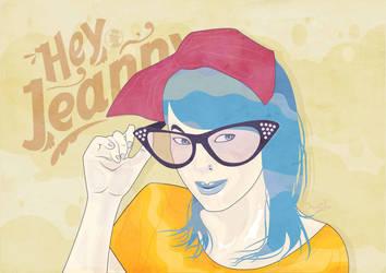 Hey jeanny! by reefboys