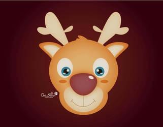 Rudolf head by reefboys