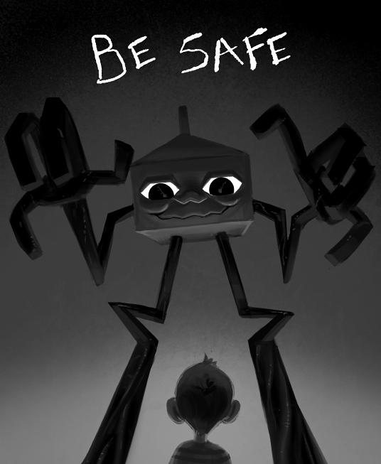 Be Safe by mcnostril