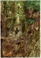 iL CORSARO NERO illustration4 by ValyChan