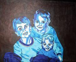 Liam, Ethan, Eric by mystic-fae