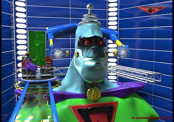 Frankenstein Jr. by VoodoomanDan