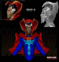 Doc Strange Montage 2 by VoodoomanDan