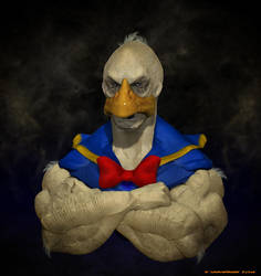 Big Bad Donald by VoodoomanDan