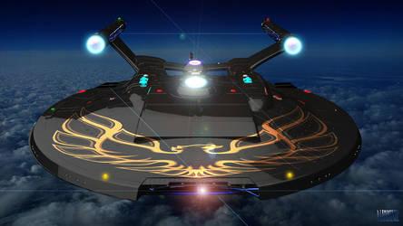 USS Bandit 1 by VoodoomanDan