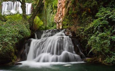Waterfall 2 by DostorJ