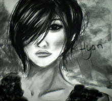 Hyori Charcoal by tooty-fruity
