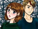 Haru and Ayu by tooty-fruity
