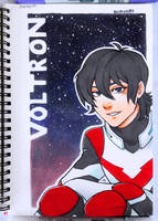 Keith - Voltron by Didules