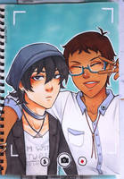 'Let's take a picture' - Voltron by Didules