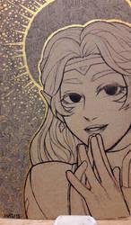 Allura - Voltron by Didules