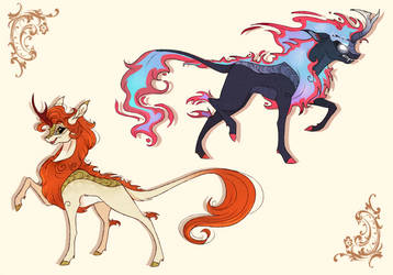 Kirin sides by Marbola