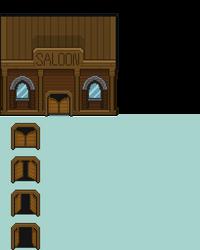 Saloon + Door - Painkiller97 by Painkiller97X