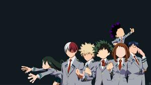 Boku no Hero Academia - My Hero Academia by noerulb