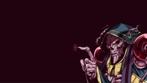 Momonga | Ainz Ooal Gown - Overlord by noerulb