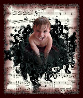 Sheet Music Monster by Platypuscove