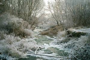 Little river by Anna-Belash