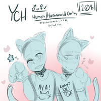 DISCOUNT|YCH | NYA [open] by jakereallyishappy