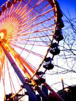 Ferris Wheel Two by daniiomr