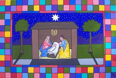 OH HOLY NIGHT by wwwEAMONREILLYdotCOM