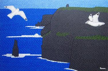 The Cliffs of Moher Ireland by wwwEAMONREILLYdotCOM
