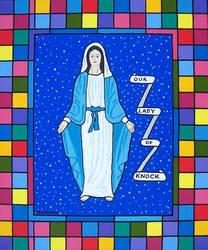 Our Lady of Knock by wwwEAMONREILLYdotCOM