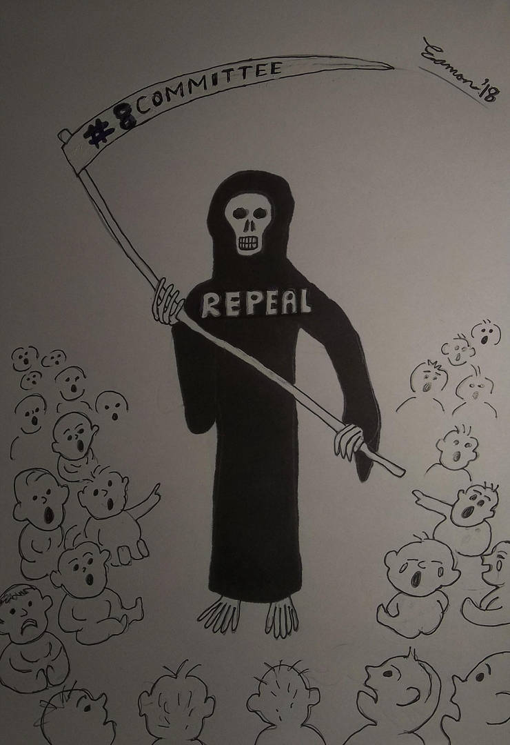 #KNOWYOURREPEALERS - THE GRIM REPEALER by wwwEAMONREILLYdotCOM