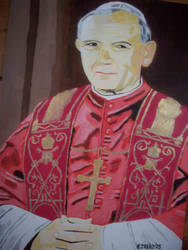 SAINT JOHN PAUL II by wwwEAMONREILLYdotCOM
