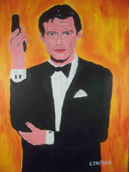 BROSNAN AS BOND by wwwEAMONREILLYdotCOM