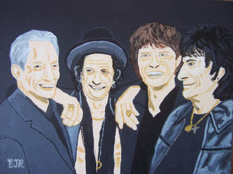 THE STONES FOREVER by wwwEAMONREILLYdotCOM