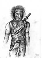 silent assassine by Opsartis