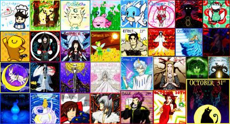 Octopix by MitsukuniHanizuka