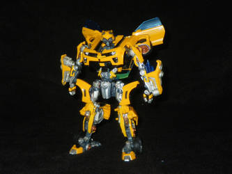 HftD Battle Blade Bumblebee by GMfan101