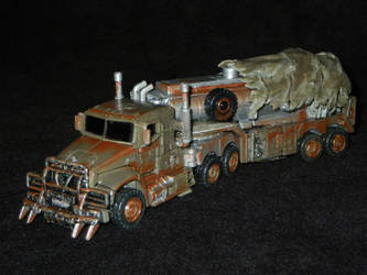 DotM Megatron Vehicle Mode by GMfan101
