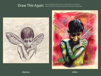 Draw this Again Contest - Undoing Ruin by SarahBeavis