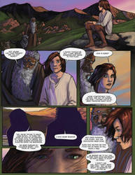 Prydain: the graphic novel 13.12 by saeriellyn