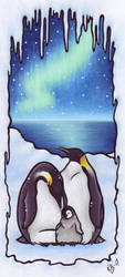 The Warmth of Antarctica by BlueUndine