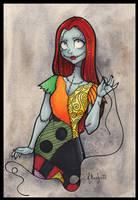 Sally by BlueUndine
