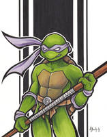 Donatello by BlueUndine